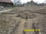 Budování bio zahrady v rámci projektu Ekoškola