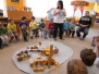 Čáslavice čtou dětem - L. Trojan předseda ZOD Čáslavice