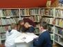 Exkurze v knihovně a muzeu