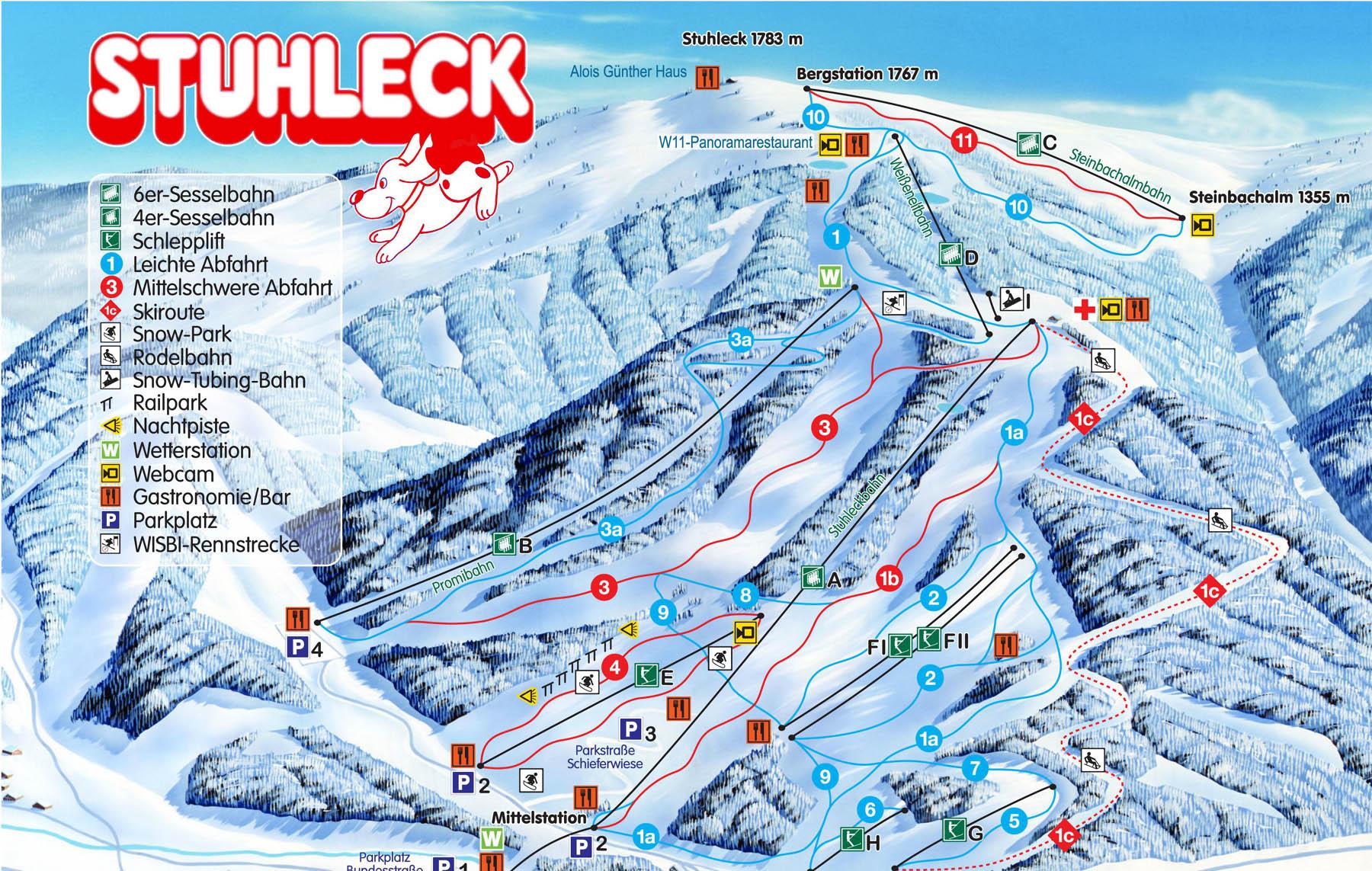 stuhleck-mapa
